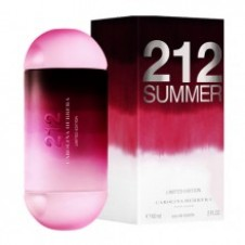 Carolina Herrera 212 Summer EDT Perfume for Women 100ML