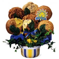 Assorted Flavored Muffins/Cookies are Packed in a box