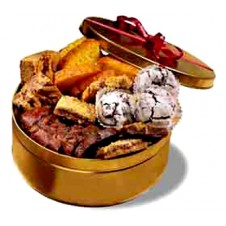 Golden Gift Tin