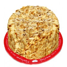 Almond Sansrival Cake by Sugar House