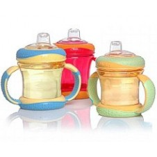 2 Handle Cup with Spout (1pc)