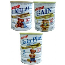 Infant to Toddler Gift Milk Set - 3 Cans