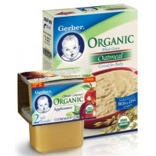 Gerber Baby Food Set