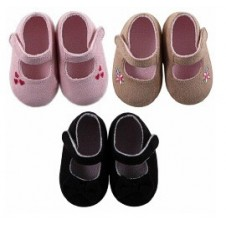 Baby Shoes for Girls (1 Pair)