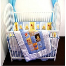 Boy's Construction Bedding Set
