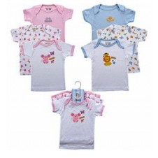 1 Pack Slip-on Baby Shirts (3pcs)