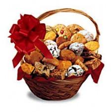 Assorted Desserts Basket