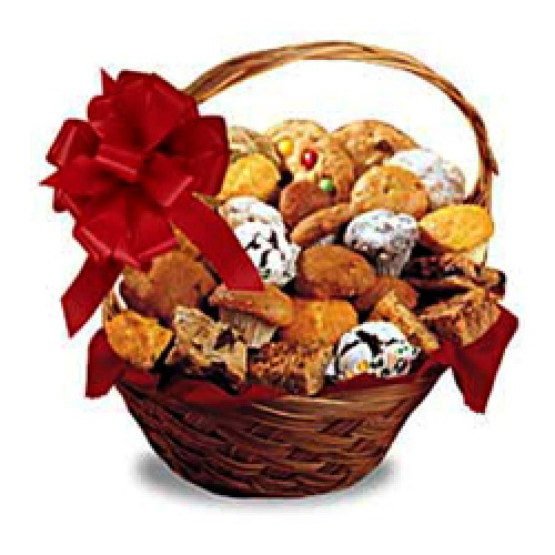 Assorted Desserts Basket