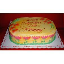 Supermom Rectangular Cake