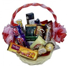 Assorted Chocolate Lover Basket 2