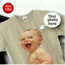 Personalized Photo Shirt