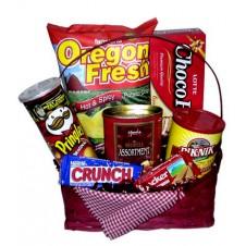 Full Snacks Basket