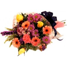 Pretty Bouquet Of Fresh