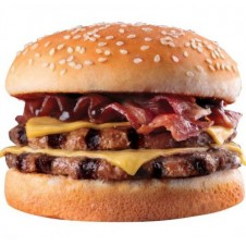 BBQ Bacon Cheese Meal by Burger King