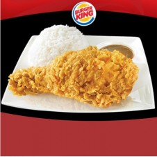 King's Crunchy Chicken by Burger King