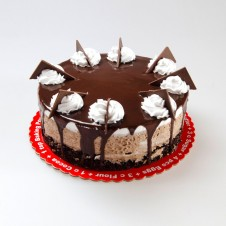 Nutty Chocolate Surprise by Cake2Go