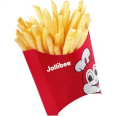 Jolly Crispy Fries Large by Jollibee