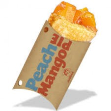 Peach Mango Pie by Jollibee