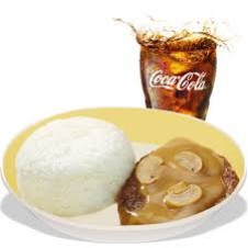 1-pc. Burger Steak by Jollibee