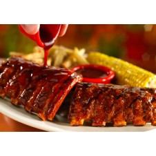 Baby Back Ribs Honey BBQ by Chili's