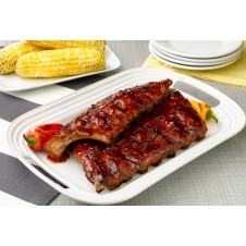 Baby Back Ribs Honey-Chipotle