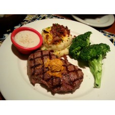 Chipotle Beef Sirloin by Chili's