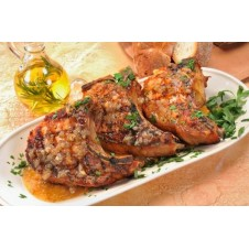 Grilled Pork Chops by Chilis