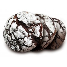 Chocolate Crinkles by Red Ribbon