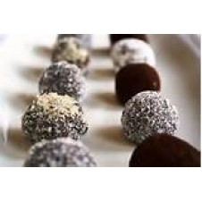 Chocolate Truffles by Bizu Patisserie