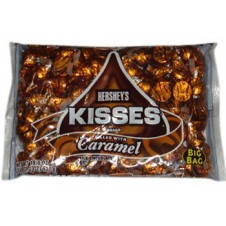 Hershey's Kisses Filled with Caramel