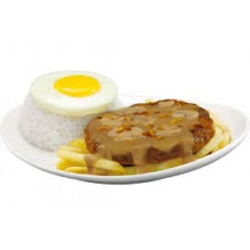 Ultimate Burger Steak by Jollibee