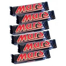 Mars Chocolate 6 Bars
