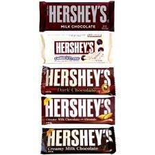 Hershey's Chocolate  5 Assorted Bars
