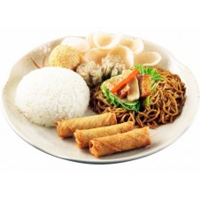 Lumpiang Shanghai Lauriat by Chowking