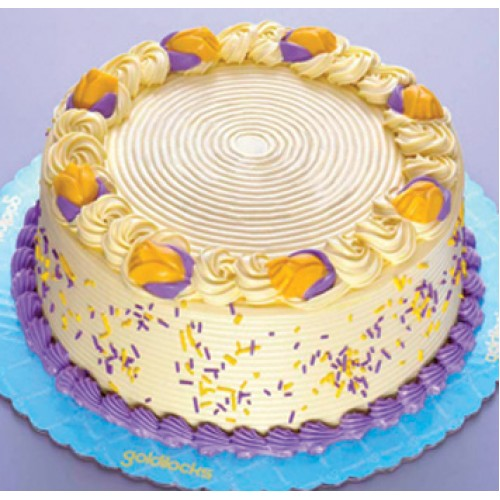 Ube Cake Goldilocks Recipe