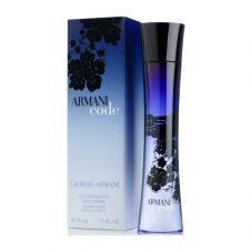 Armani Code EDT Perfume Spray for Women 75ml