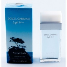 D&G Light Blue Dreaming in Portofino EDT Perfume for Women 100ml