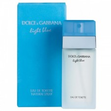 Dolce & Gabbana D&G Light Blue EDT Perfume Women 100ML