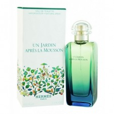 Hermes Un Jardin Apres La Mousson EDT Men Women 100ml