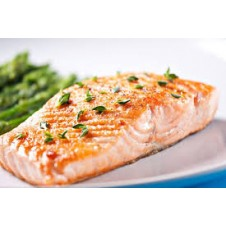 Baked Salmon by Contis