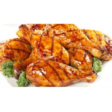 Chicken Boneless Barbeque by Contis