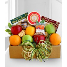 FRUIT AND CHEESE BOX