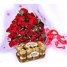 Deep Romance with Ferrero Rocher