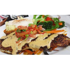 Blackened Fish Fillet by Chili's