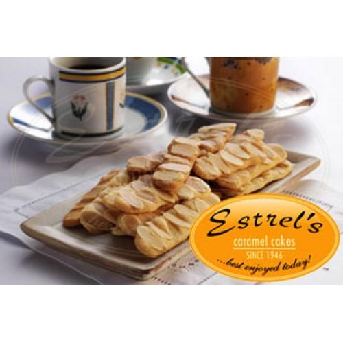 Almond Cookies by Estrel's