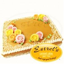 Butter Cake Rectangular by Estrel's