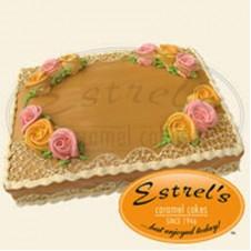 Marshmallow Cake Rectangular by Estrel's