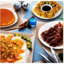 Food Package 1 (4 to 6) by Goldilocks