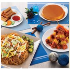 Food Package 2 (4 to 6)  by Goldilocks