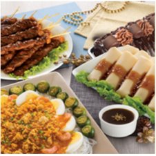 Food Package 3 (10 to 12) by Goldilocks